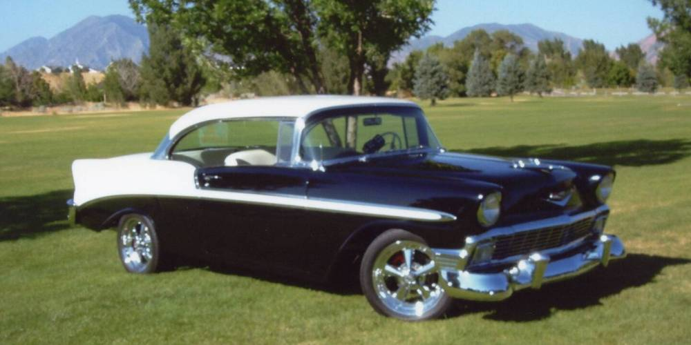 Chevrolet Bel air 1956 foto - 5