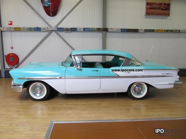Chevrolet Bel air 1958 foto - 4