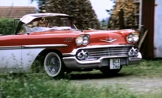 Chevrolet Bel air 1958 foto - 5