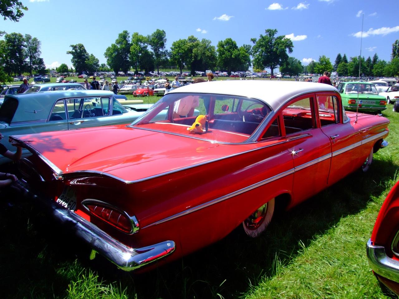 Chevrolet Bel air 1959 foto - 1