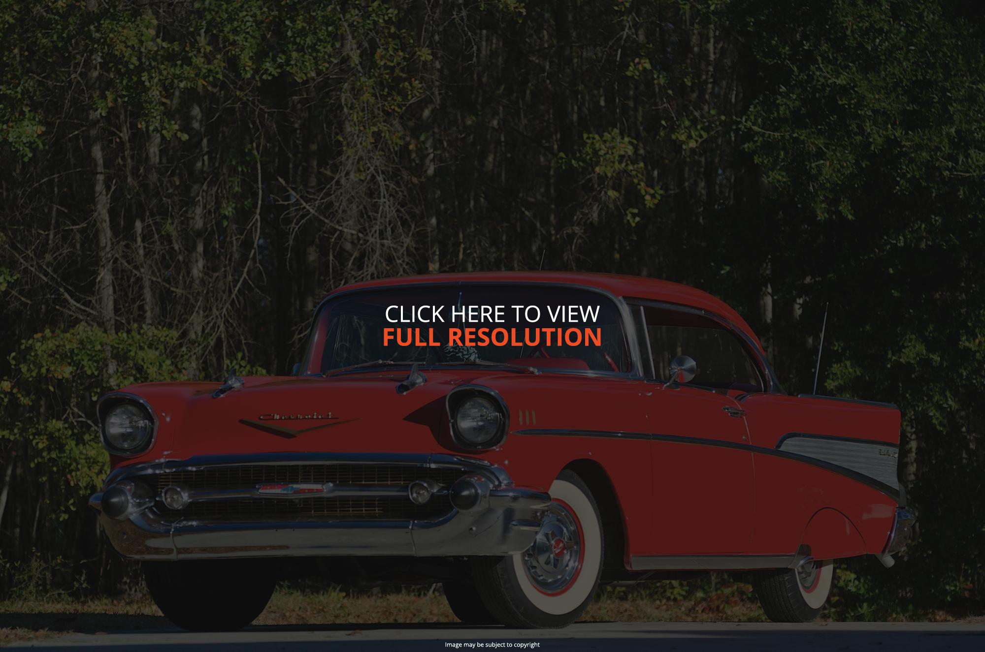 Chevrolet Bel air 1959 foto - 5
