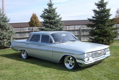 Chevrolet Bel air 1961 foto - 1