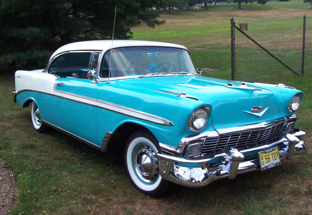 Chevrolet Bel air 1961 foto - 2