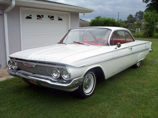 Chevrolet Bel air 1961 foto - 4