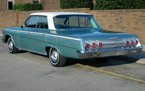 Chevrolet Bel air 1962 foto - 1