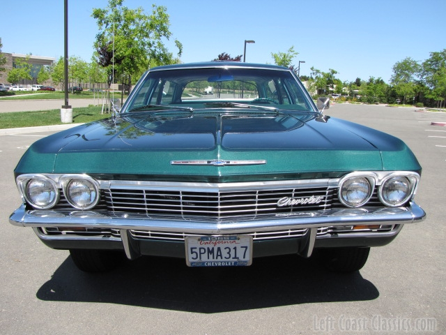 Chevrolet Bel air 1965 foto - 1