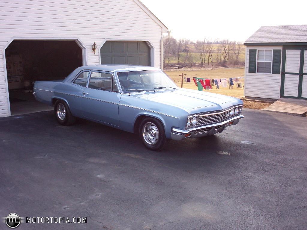 Chevrolet Bel air 1966 foto - 1