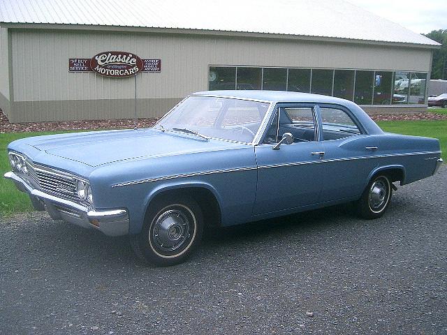 Chevrolet Bel air 1966 foto - 3