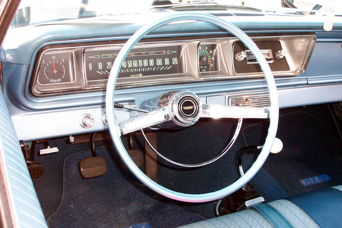 Chevrolet Bel air 1966 foto - 5