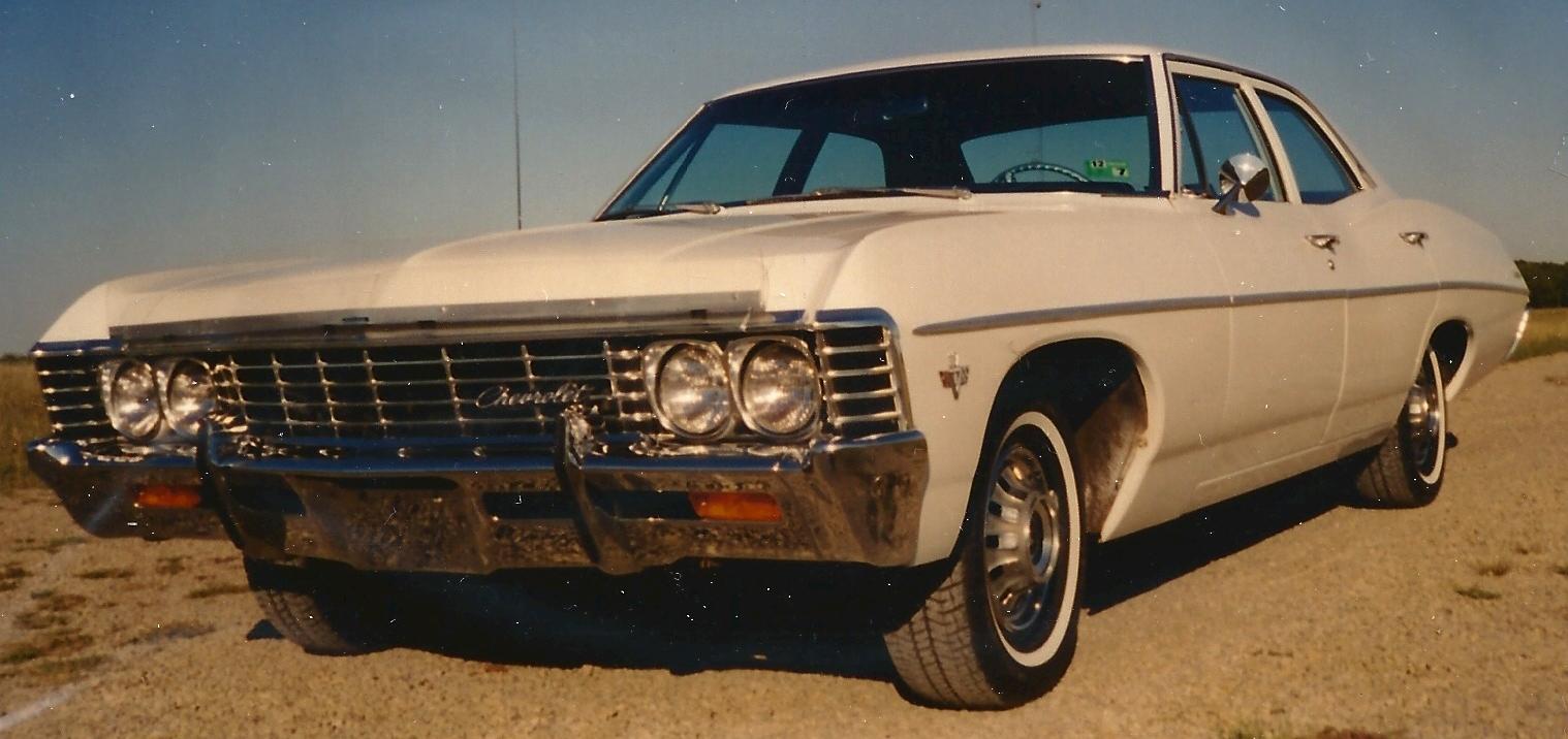 Chevrolet Bel air 1967 foto - 1