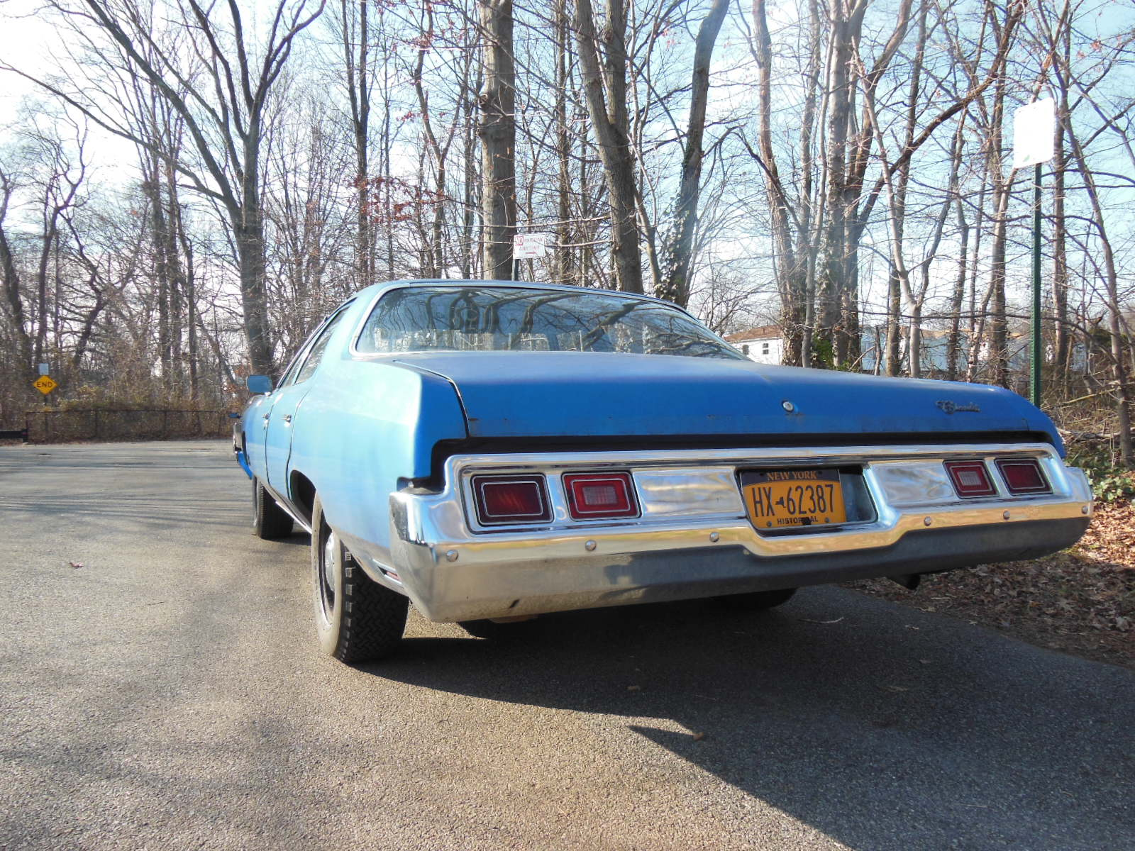 Chevrolet Bel air 1973 foto - 5