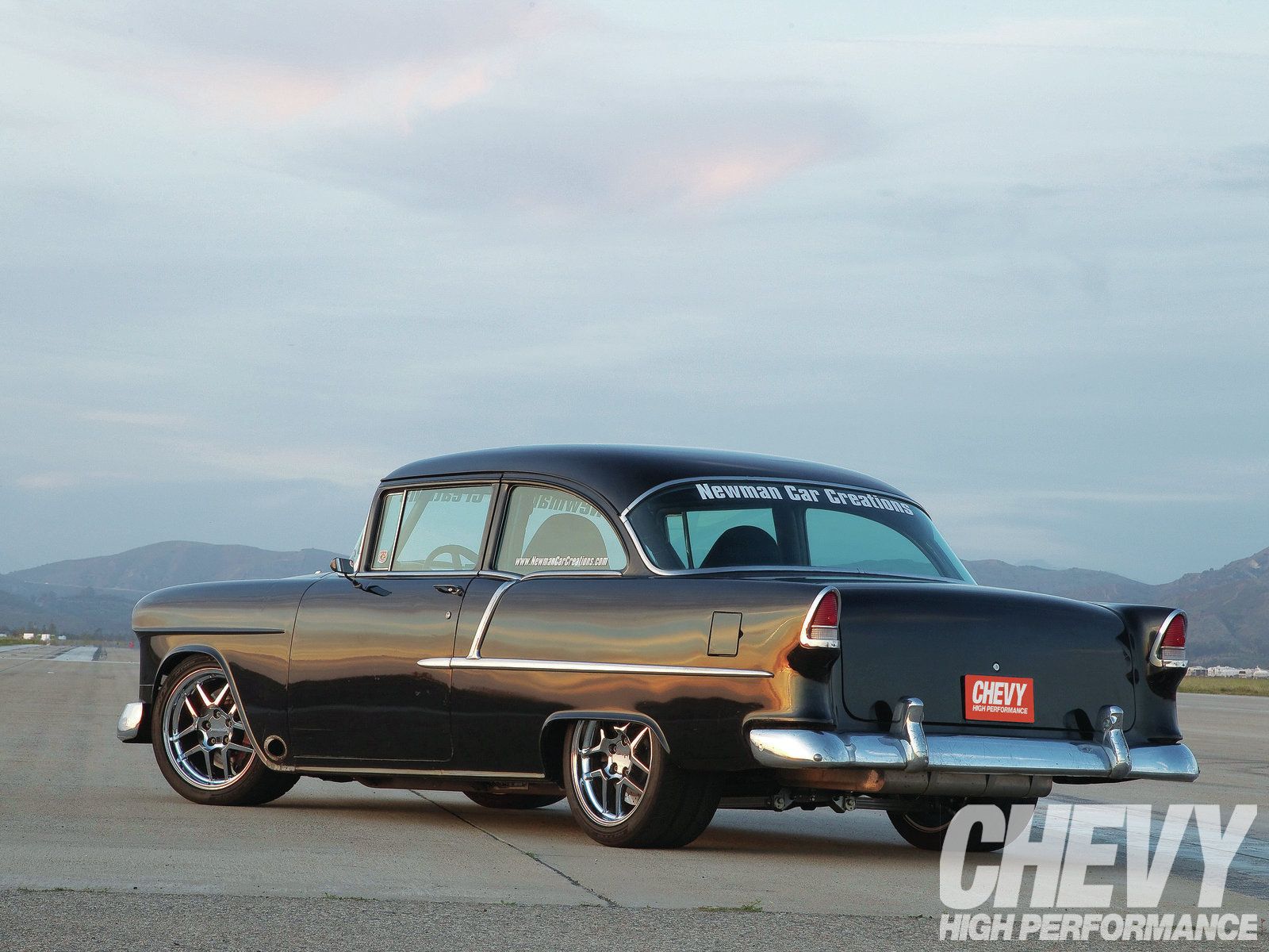 Chevrolet Bel air 2014 foto - 2