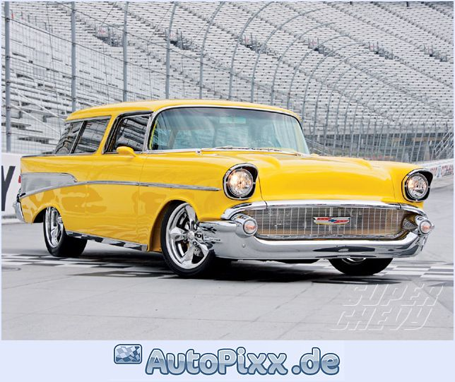 Chevrolet Bel air 2014 foto - 3