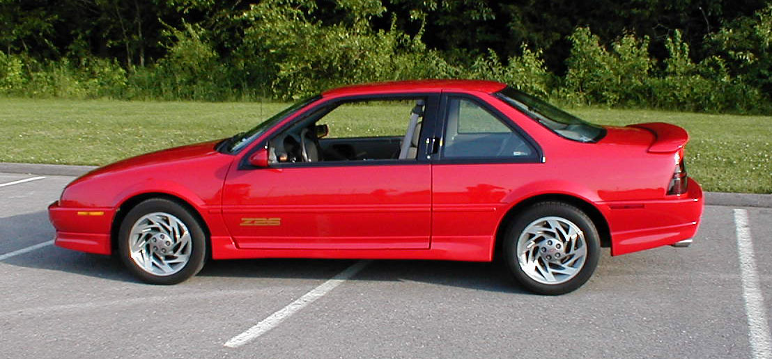 Chevrolet Beretta 1988 foto - 2