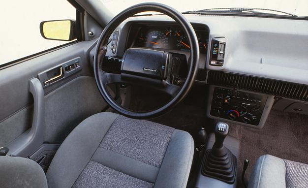 Chevrolet Beretta 1988 foto - 3