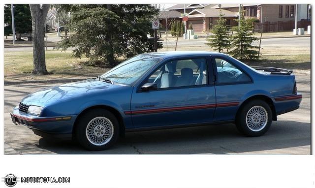 Chevrolet Beretta 1989 foto - 4