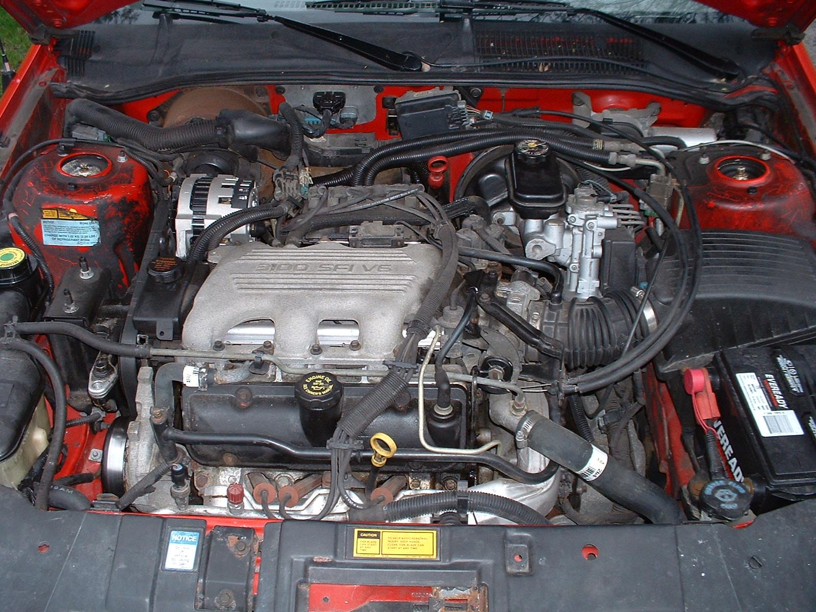 Chevrolet Beretta 1996 foto - 3