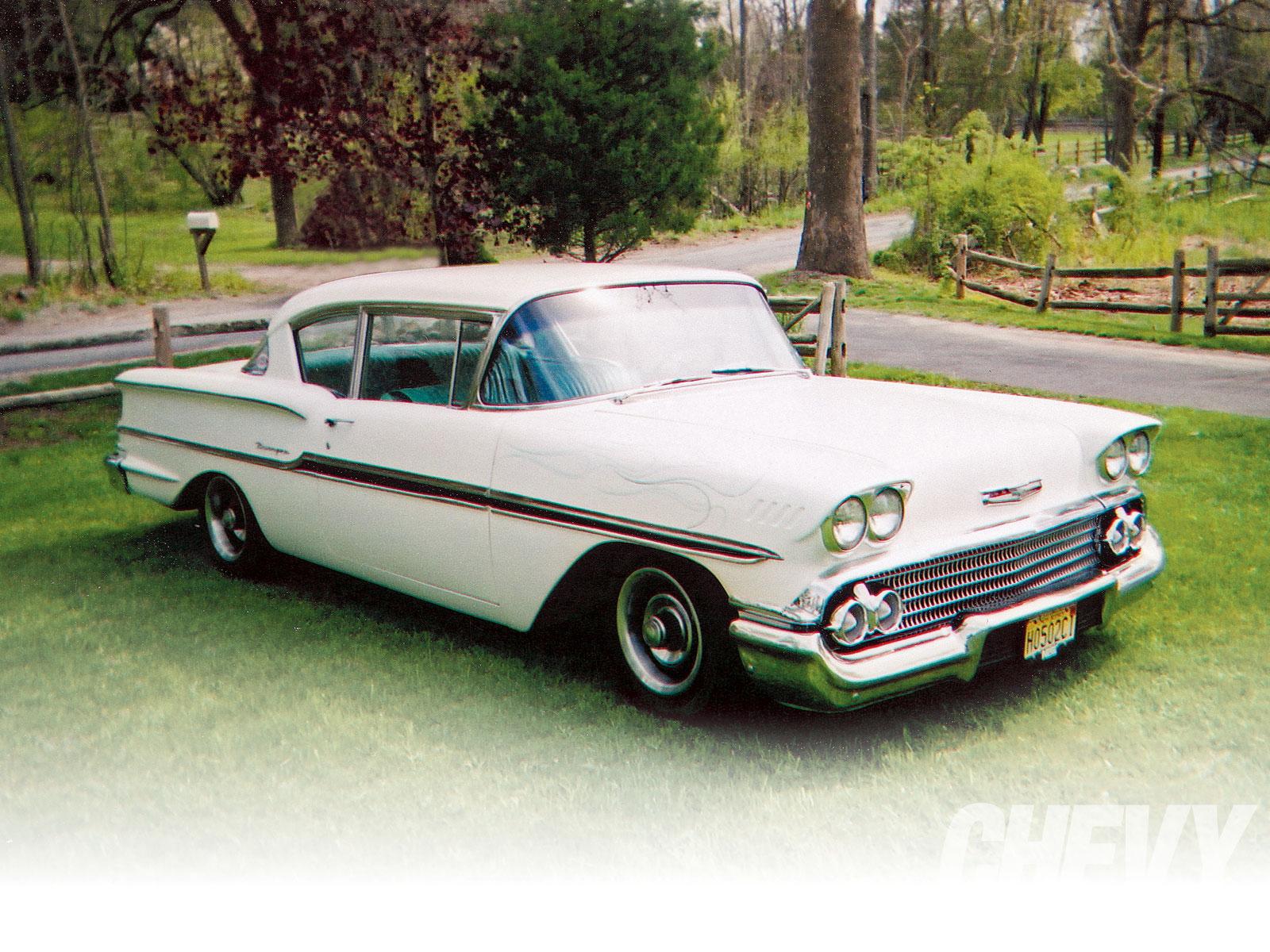 Chevrolet Biscayne 1958 foto - 3