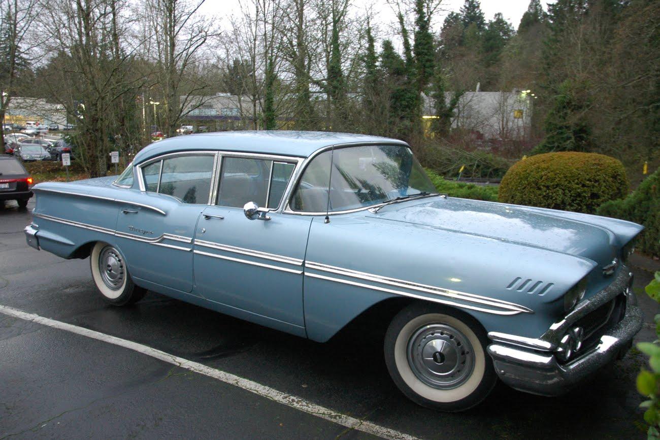 Chevrolet Biscayne 1958 foto - 5