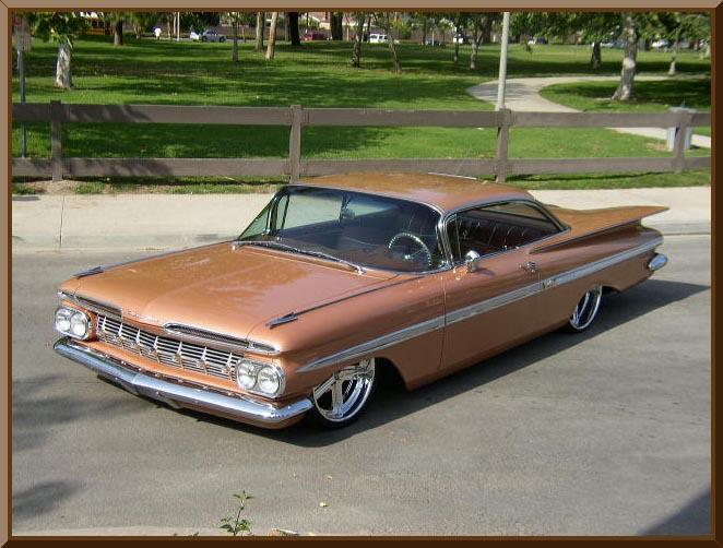 Chevrolet Biscayne 1959 foto - 3