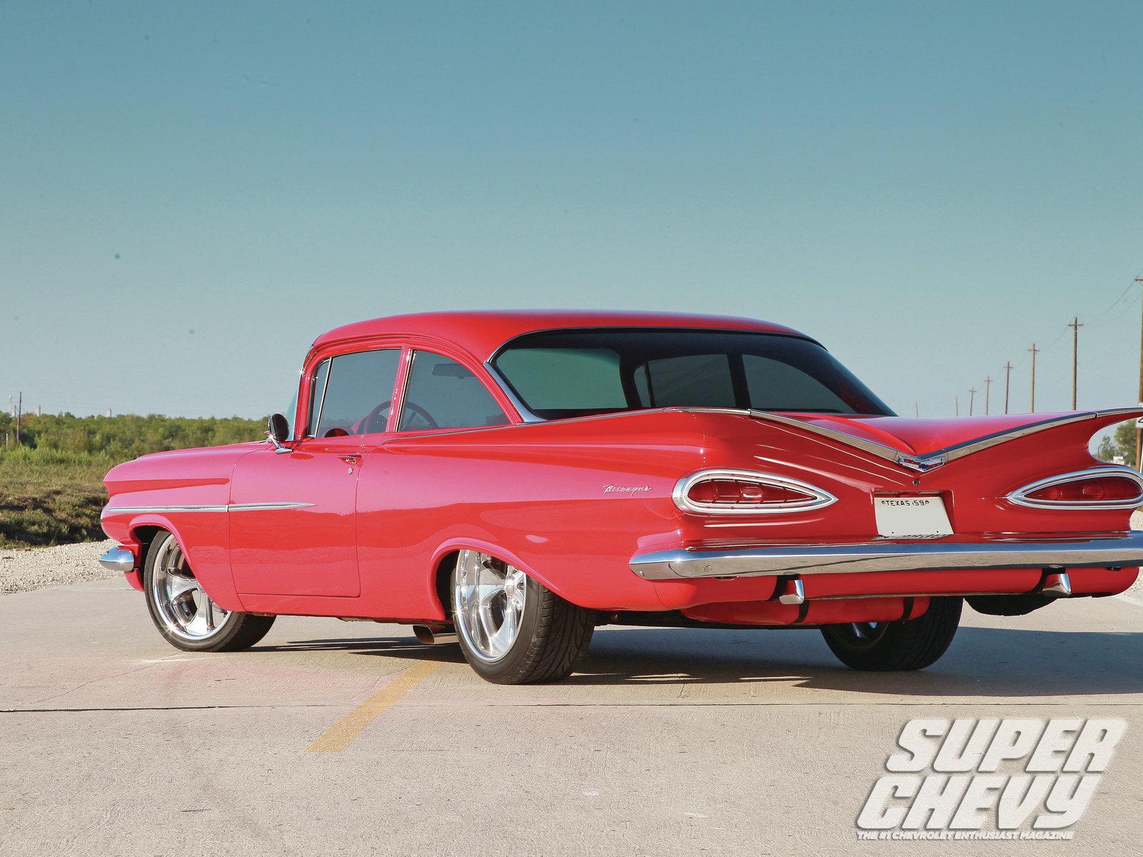 Chevrolet Biscayne 1959 foto - 5