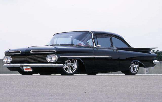 Chevrolet Biscayne 1960 foto - 1