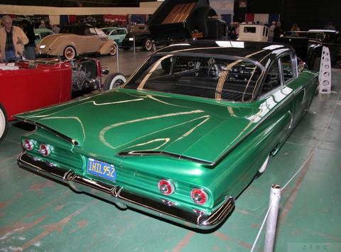 Chevrolet Biscayne 1960 foto - 2