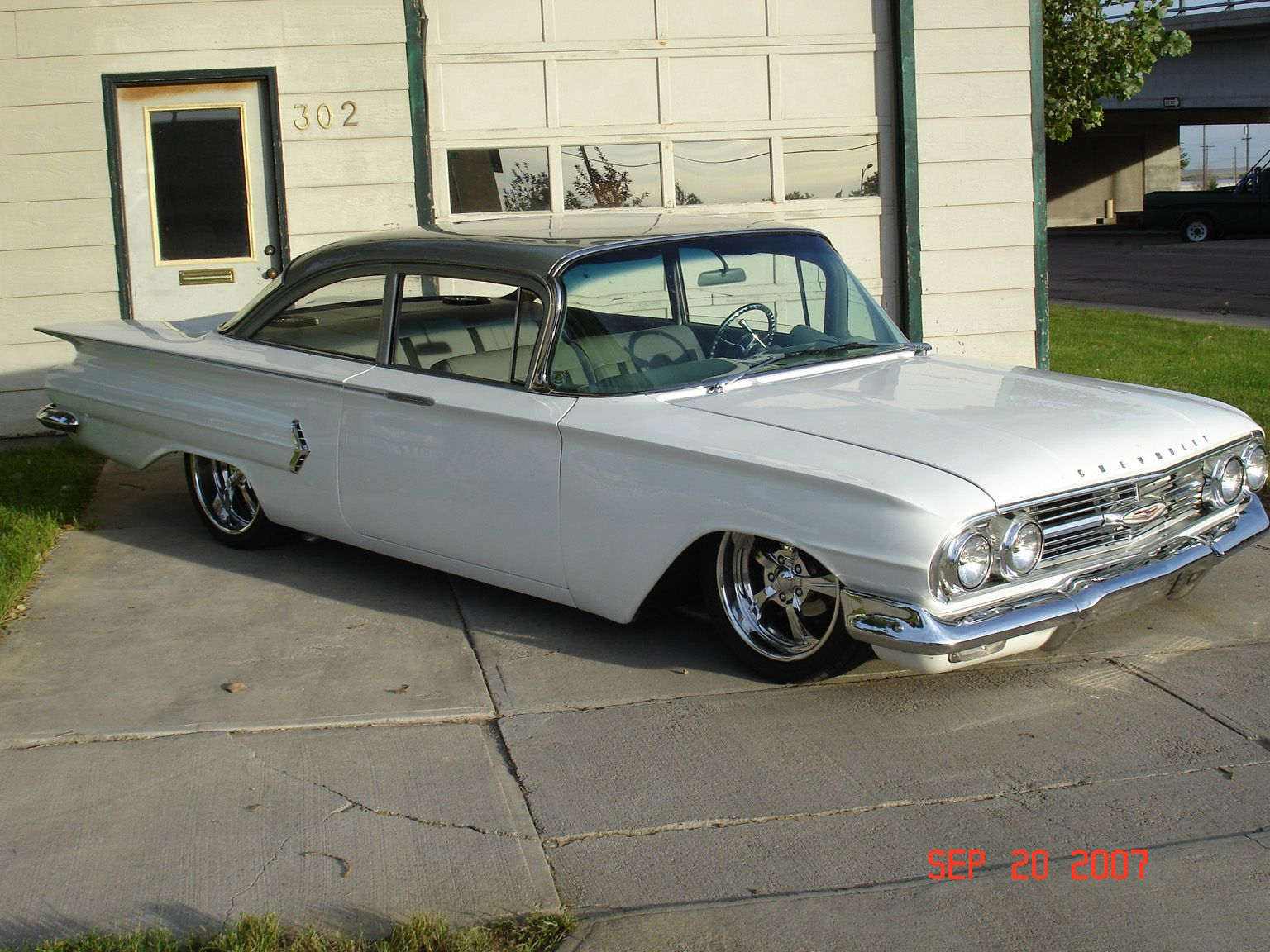 Chevrolet Biscayne 1960 foto - 4