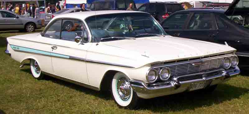 Chevrolet Biscayne 1961 foto - 5