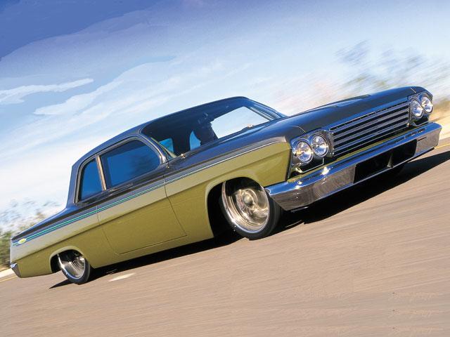 Chevrolet Biscayne 1962 foto - 4