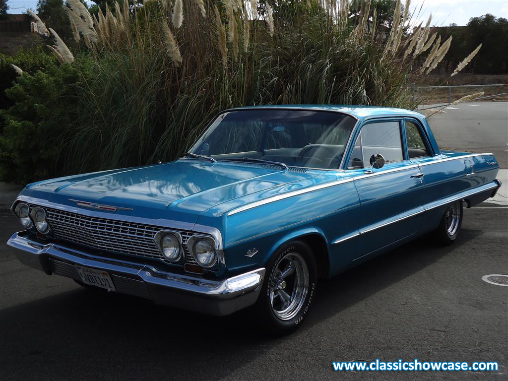Chevrolet Biscayne 1963 foto - 5