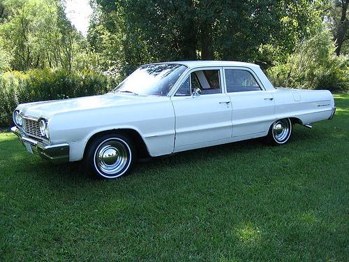 Chevrolet Biscayne 1964 foto - 1