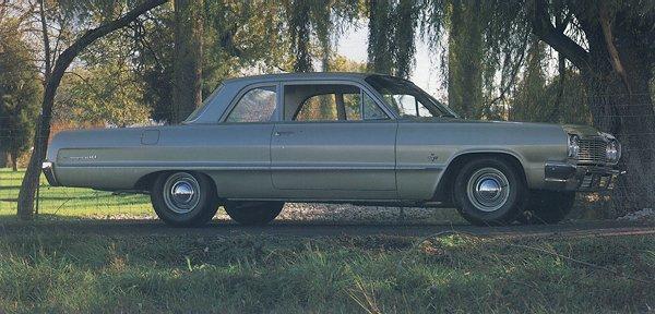 Chevrolet Biscayne 1964 foto - 2