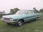 Chevrolet Biscayne 1964 foto - 4