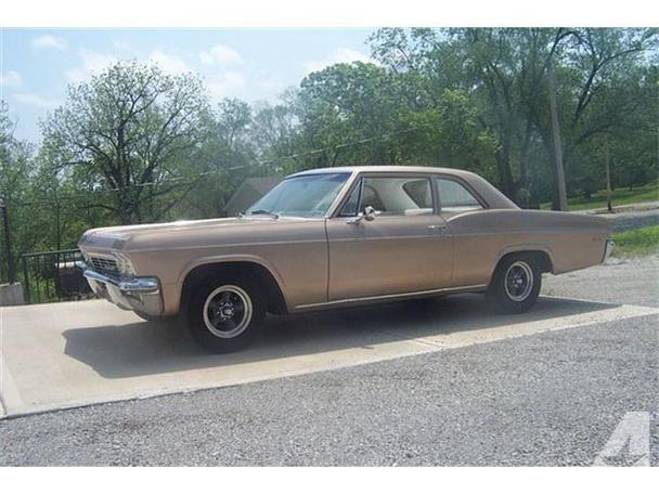 Chevrolet Biscayne 1965 foto - 2