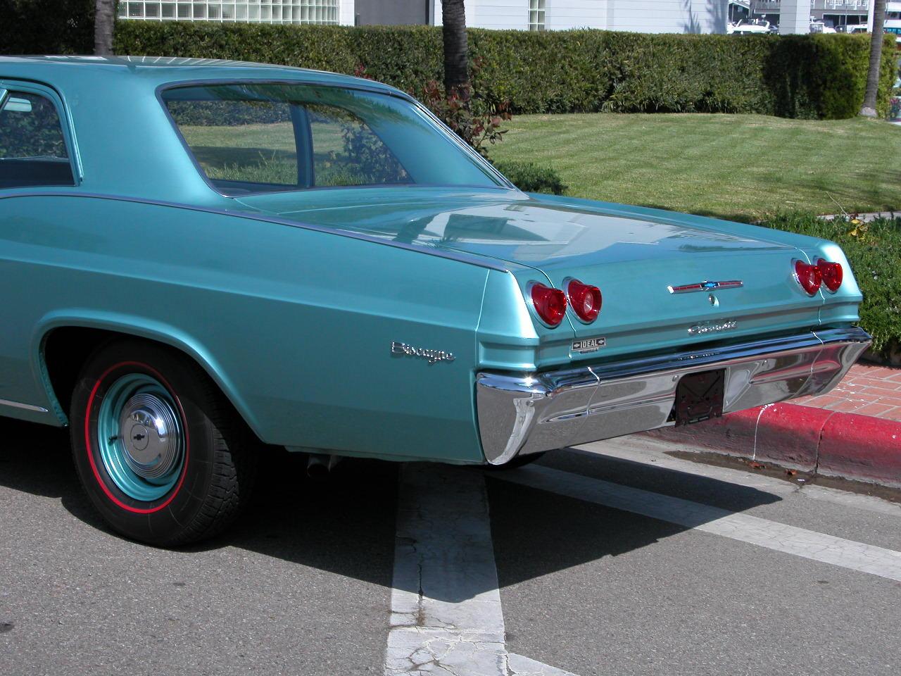 Chevrolet Biscayne 1965 foto - 4