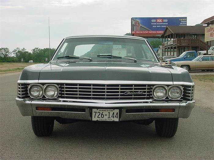 Chevrolet Biscayne 1967 foto - 5