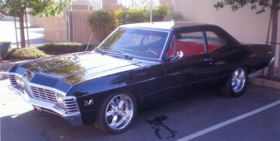 Chevrolet Biscayne 1968 foto - 1