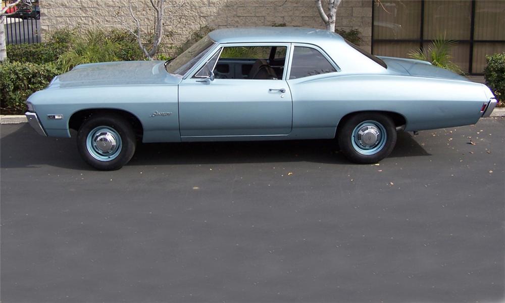 Chevrolet Biscayne 1968 foto - 2