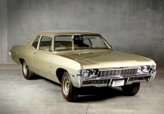Chevrolet Biscayne 1968 foto - 5