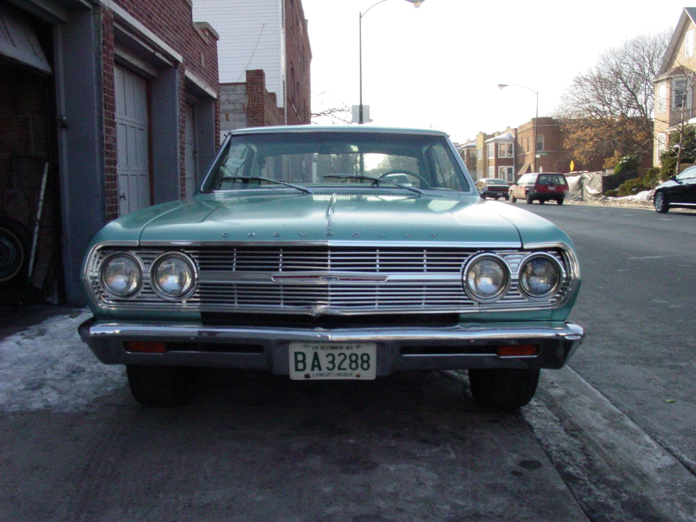 Chevrolet Biscayne 1969 foto - 2