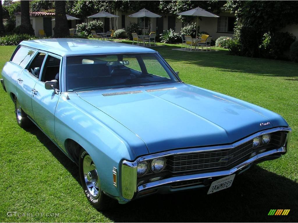 Chevrolet Biscayne 1969 foto - 4