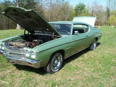 Chevrolet Biscayne 1970 foto - 4