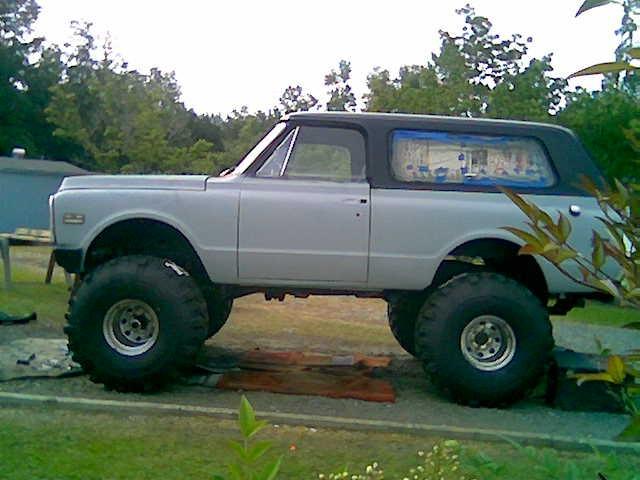 Chevrolet Blazer 1972 foto - 2