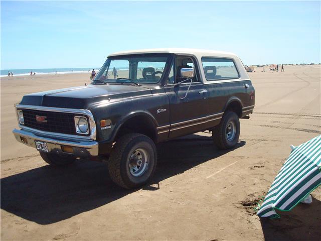 Chevrolet Blazer 1972 foto - 5