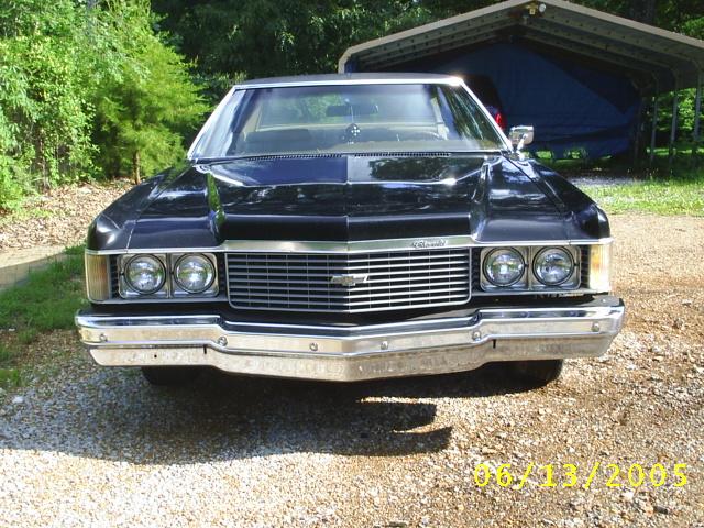 Chevrolet Blazer 1974 foto - 4