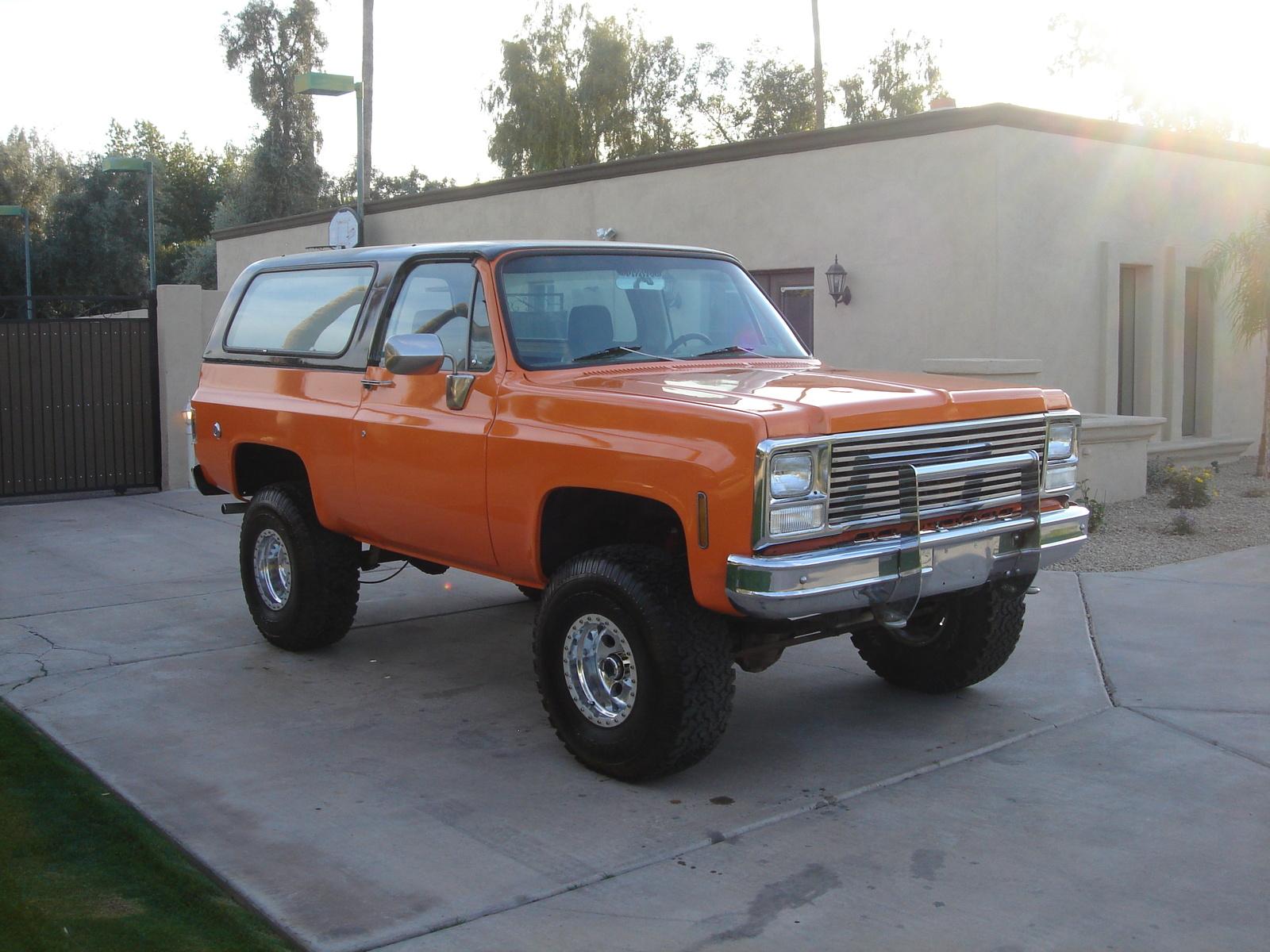 Chevrolet Blazer 1975 foto - 1
