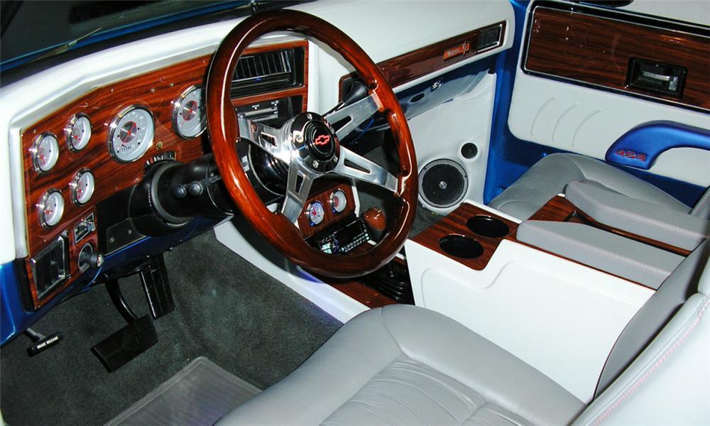 Chevrolet Blazer 1975 foto - 2
