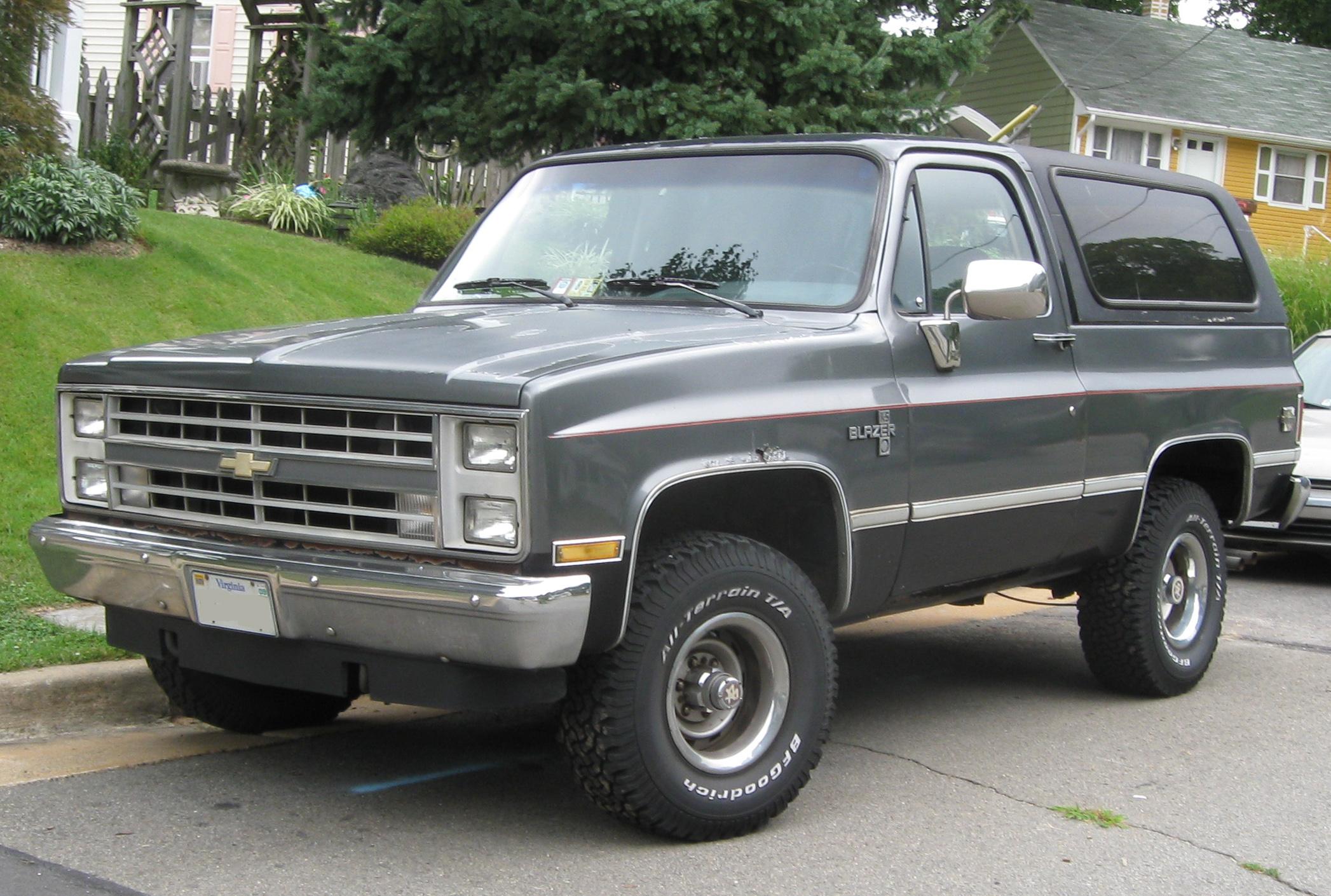 Chevrolet Blazer 1975 foto - 5