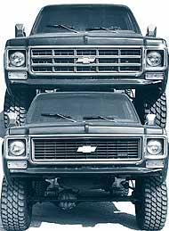 Chevrolet Blazer 1977 foto - 5